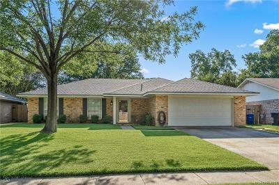 Shreveport Single Family Home For Sale: 8670 Jackson Square Place