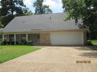 Shreveport Single Family Home For Sale: 7206 Bobtail