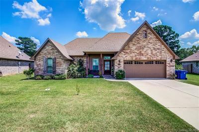 Benton Single Family Home For Sale: 137 Lola Circle