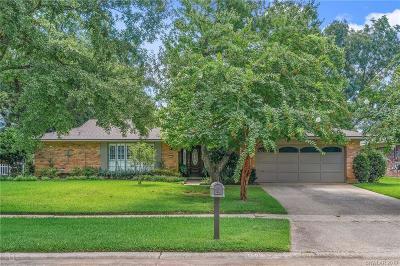 Shreveport Single Family Home For Sale: 1503 Dora Ann Place