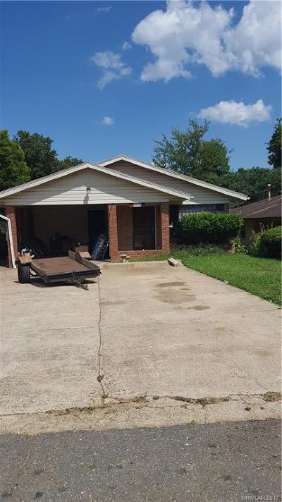 Shreveport Single Family Home For Sale: 1421 Arlington