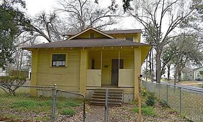 Shreveport Single Family Home For Sale: 3100 Lillian Street