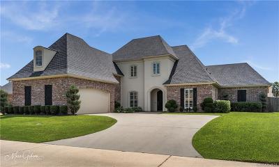 Shreveport Single Family Home For Sale: 217 Captain Hm Shreve Boulevard