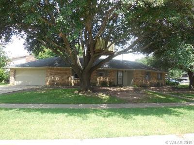 Shreveport Single Family Home For Sale: 432 S Dresden Circle