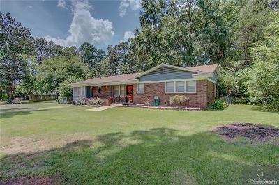 Shreveport Single Family Home For Sale: 924 Wilton Place