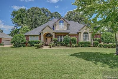 Caddo Parish Single Family Home For Sale: 1142 Kelliwood Drive