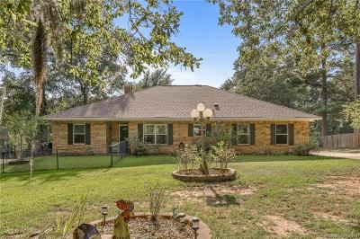 Webster Parish Single Family Home For Sale: 554 Moss Point Road