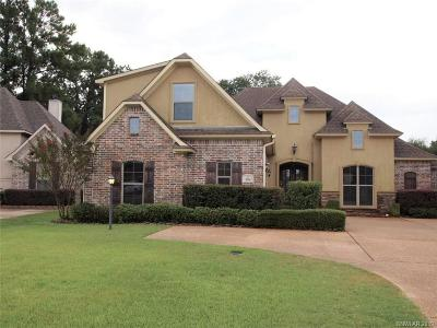 Haughton Single Family Home For Sale: 308 Wood Springs