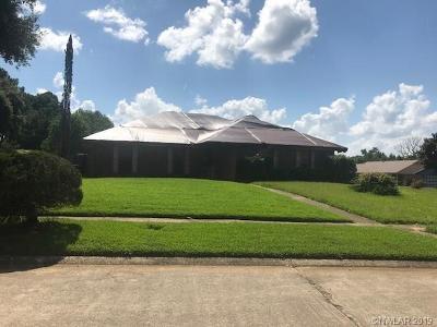 Shreveport Single Family Home For Sale: 6301 Kenwood Drive