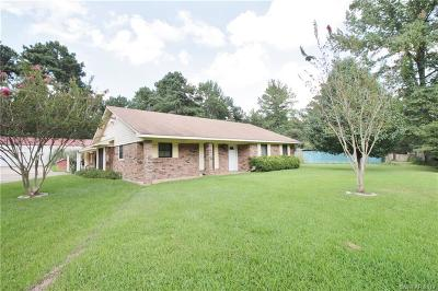Haughton Single Family Home For Sale: 3787 Sligo Road