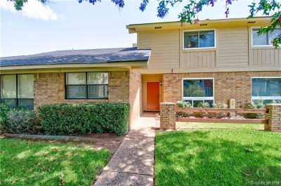 Shreveport Condo/Townhouse For Sale: 10012 Carlsbad Drive