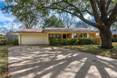 Shreveport Single Family Home For Sale: 530 Levin Lane
