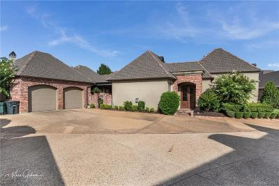 Bossier City Single Family Home For Sale: 107 Calais Court