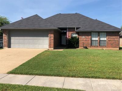 Bossier City LA Single Family Home For Sale: $179,000