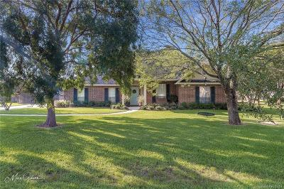 Bossier City Single Family Home For Sale: 234 Ridgefield
