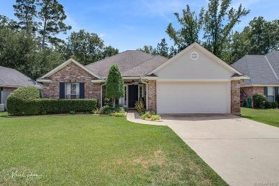 Shreveport Single Family Home For Sale: 241 Harders Crossing Boulevard