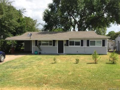 Bossier City Single Family Home For Sale: 1720 Northgate Road