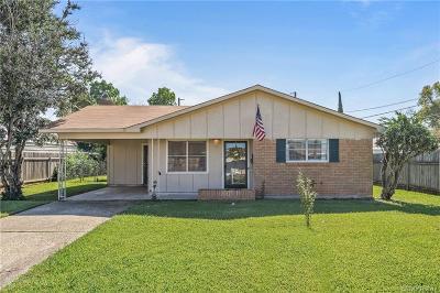 Bossier City LA Single Family Home For Sale: $118,000