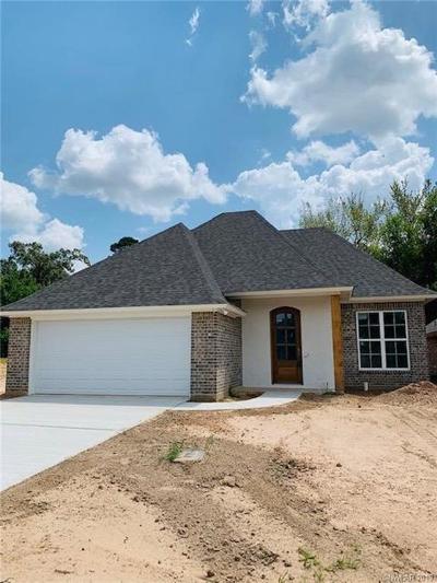 Shreveport Single Family Home For Sale: 355 Mousse Ruelle Drive