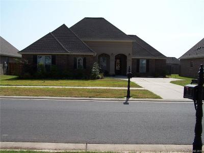 Bossier City Single Family Home For Sale: 330 Camelback Drive