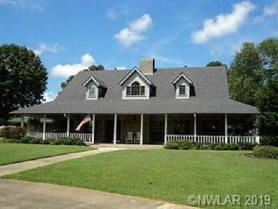 Webster Parish Single Family Home For Sale: 1112 Janice Drive
