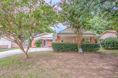 Shreveport Single Family Home For Sale: 9034 Sara Lane