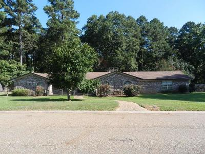 Webster Parish Single Family Home For Sale: 710 N Acres Lane