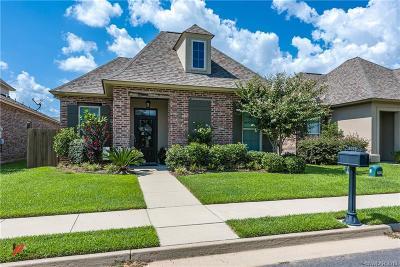 Shreveport Single Family Home For Sale: 1008 N Crescent Cove
