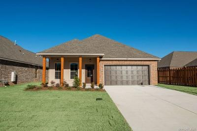 Shreveport Single Family Home For Sale: 683 Riverscape Drive