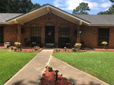Shreveport Single Family Home For Sale: 3602 Colquitt Road