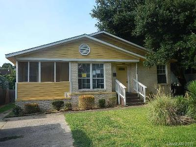 Caddo Parish Single Family Home For Sale: 229 Olive Street
