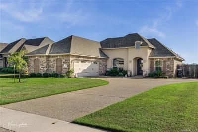 Bossier City Single Family Home For Sale: 605 Matador Court