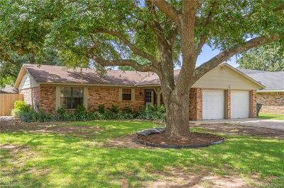 Bossier City Single Family Home For Sale: 2645 Brown Street