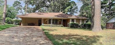 Caddo Parish Single Family Home For Sale: 9254 Hillside