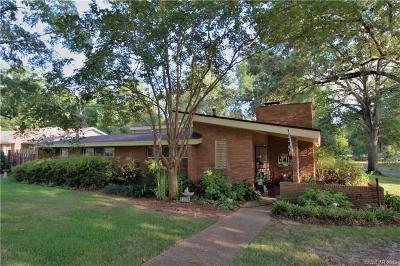 Caddo Parish Single Family Home For Sale: 767 Livingston Avenue
