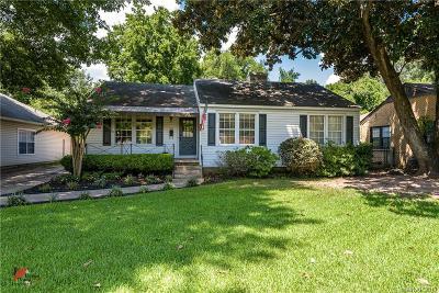 Caddo Parish Single Family Home For Sale: 160 Atlantic