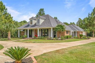 Bossier City Single Family Home For Sale: 402 Crosscreek Drive