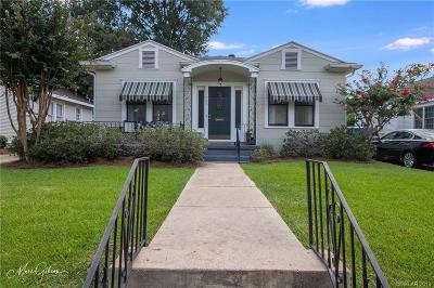 Caddo Parish Single Family Home For Sale: 755 McCormick