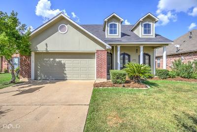 Caddo Parish Single Family Home For Sale: 10453 Plum Creek Drive