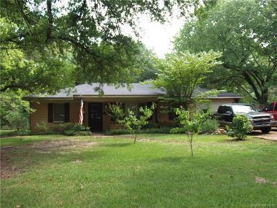 Caddo Parish Single Family Home For Sale: 6349 Garden Oaks Drive