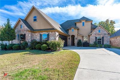Bossier Parish Single Family Home For Sale: 404 Antietam
