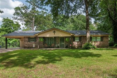 Desoto Parish Single Family Home For Sale: 611 Old Jefferson Road