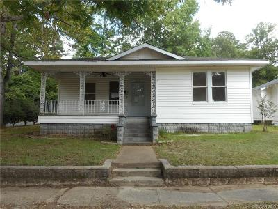 Minden Single Family Home For Sale: 514 Richardson Street