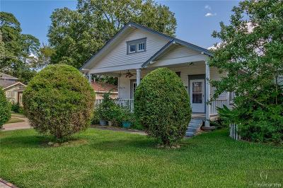 Shreveport Single Family Home For Sale: 405 Atkins