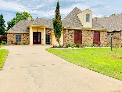 Haughton Single Family Home For Sale: 330 Wood Springs