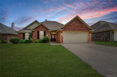 Benton Single Family Home For Sale: 4113 Courtland Way