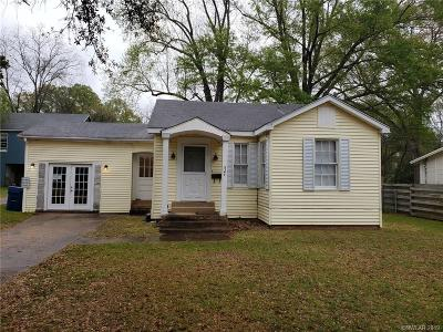 Minden Single Family Home For Sale: 524 Pine Street
