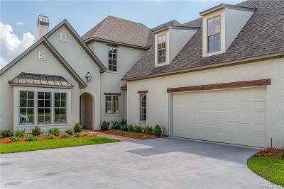 Shreveport Single Family Home For Sale: 2025 Garrett Farms Row #15