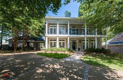 Shreveport Single Family Home For Sale: 10855 Longfellow