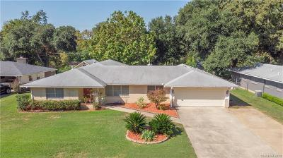 Broadmoor Terrace Single Family Home For Sale: 2028 River Road